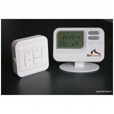 Bevielis kambario termostatas