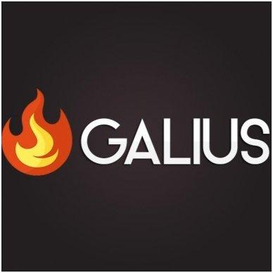 GALIUS kieto kuro katilai