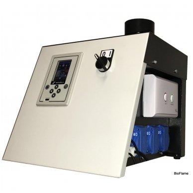 Granulinis degiklis BioFlame 35 kW