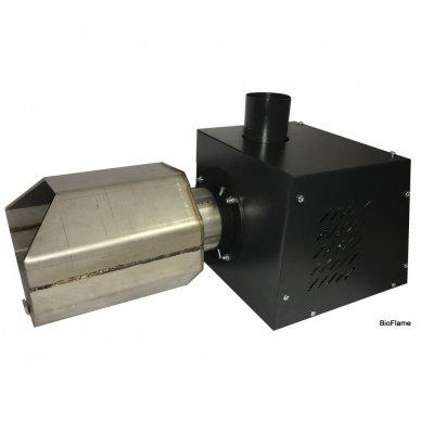 Granulinis degiklis BioFlame 80 kW